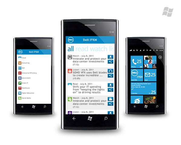 Dell ITEN :: Mobile & Web